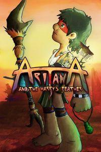 Portada oficial de Aritana and the Harpy's Feather para Xbox One
