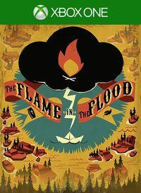 Portada oficial de The Flame in the Flood para Xbox One