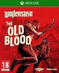 Portada oficial de Wolfenstein: The Old Blood para Xbox One