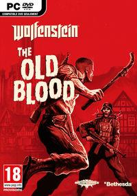 Portada oficial de Wolfenstein: The Old Blood para PC
