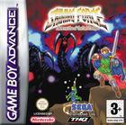 Portada oficial de de Shining Force: Resurrection of the Dark Dragon para Game Boy Advance