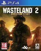 Portada oficial de de Wasteland 2 para PS4