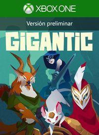 Portada oficial de Gigantic para Xbox One