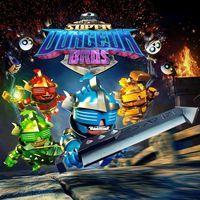Portada oficial de Super Dungeon Bros. para PS4