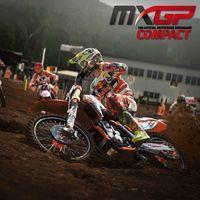 Portada oficial de MXGP - The Official Motocross Videogame Compact para PS4
