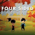 Portada oficial de de Four Sided Fantasy para PS4