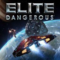 Portada oficial de Elite: Dangerous para PS4