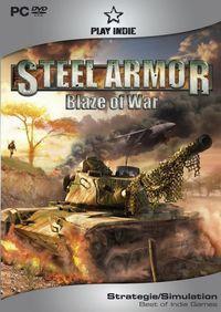 Portada oficial de Steel Armor - Blaze of War para PC