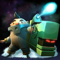 Portada oficial de Tales From Deep Space para iPhone