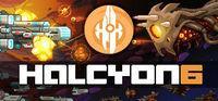 Portada oficial de Halcyon 6: Starbase Commander para PC