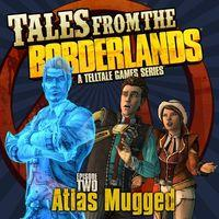 Portada oficial de Tales from the Borderlands - Episode 2: Atlas Mugged para PS4