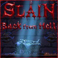 Portada oficial de Slain: Back from Hell para PS4