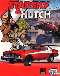 Portada oficial de Starsky & Hutch 2 para PS2
