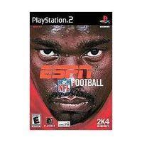 Portada oficial de ESPN NFL 2K4 para PS2
