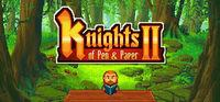 Portada oficial de Knights of Pen and Paper 2 para PC