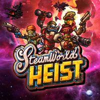 Portada oficial de SteamWorld Heist para PS4