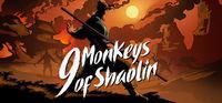Portada oficial de 9 Monkeys of Shaolin para PC