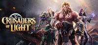 Portada oficial de Crusaders of Light para PC