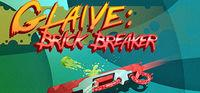Portada oficial de Glaive: Brick Breaker para PC