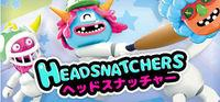Portada oficial de Headsnatchers para PC
