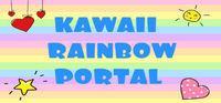 Portada oficial de Kawaii Rainbow Portal para PC