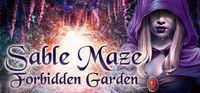 Portada oficial de Sable Maze: Forbidden Garden Collector's Edition para PC
