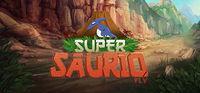 Portada oficial de Super Saurio Fly para PC