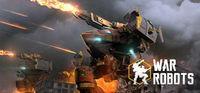 Portada oficial de War Robots para PC