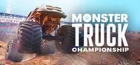 Portada oficial de Monster Truck Championship para PC