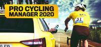 Portada oficial de Pro Cycling Manager 2020 para PC