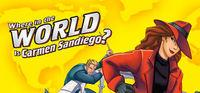 Portada oficial de Where in the World is Carmen Sandiego? para PC