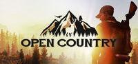 Portada oficial de Open Country para PC