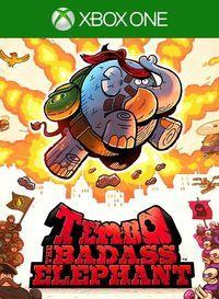 Portada oficial de Tembo: The Badass Elephant para Xbox One