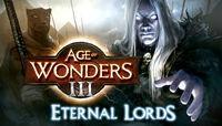 Portada oficial de Age of Wonders III: Eternal Lords para PC