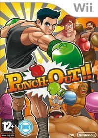 Portada oficial de Punch-Out!! Wii CV para Wii U