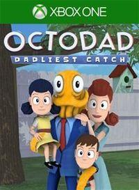 Portada oficial de Octodad: Dadliest Catch para Xbox One