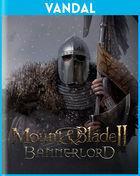 Portada oficial de de Mount & Blade II: Bannerlord para PC