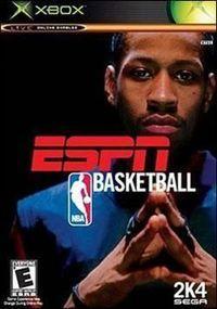 Portada oficial de ESPN NBA Basketball 2K4 para Xbox