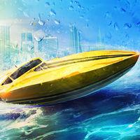Portada oficial de Driver Speedboat Paradise para Android