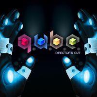 Portada oficial de Q.U.B.E: Director's Cut para PS4