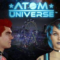Portada oficial de Atom Universe para PS4