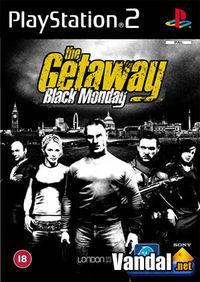 Portada oficial de The Getaway: Lunes Negro para PS2