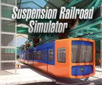 Portada oficial de Suspension Railroad Simulator eShop para Wii U