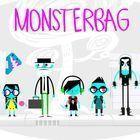 Portada oficial de de MonsterBag para PSVITA