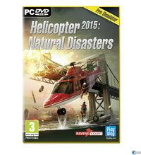 Portada oficial de Helicopter 2015: Natural Disasters para PC
