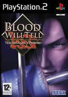 Portada oficial de de Blood Will Tell para PS2