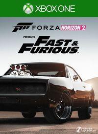 Portada oficial de Forza Horizon 2 Presents Fast & Furious para Xbox One
