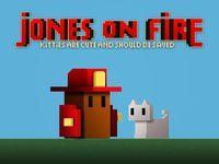 Portada oficial de Jones On Fire para PC