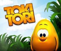 Portada oficial de Toki Tori 3D eShop para Nintendo 3DS