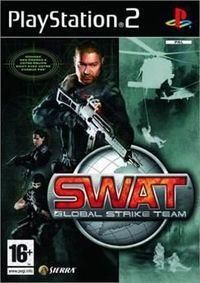 Portada oficial de SWAT: Global Strike Team para PS2